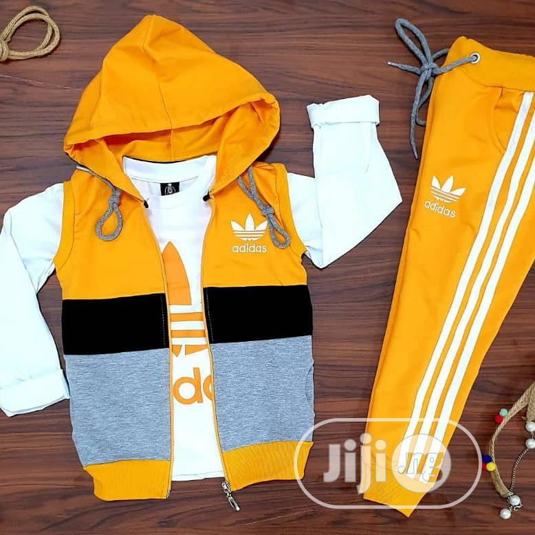 High Quality 3 in One ADIDAS Complete Joggers