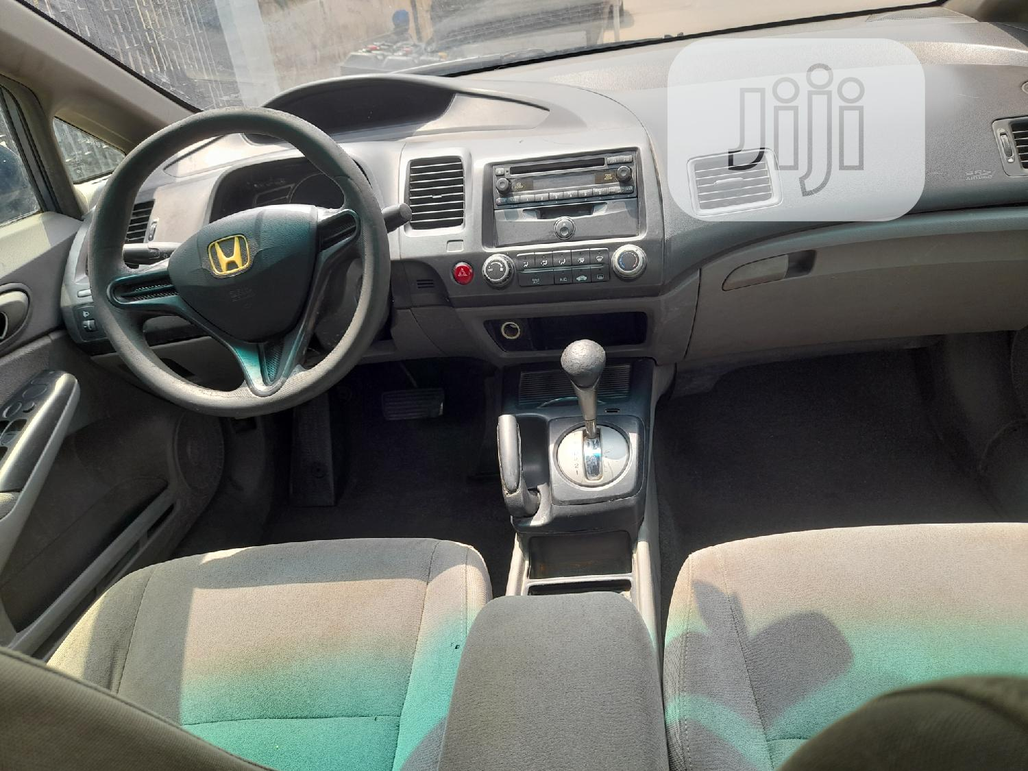 Honda Civic 2007 1.8 Sedan EX Blue | Cars for sale in Surulere, Lagos State, Nigeria
