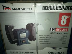 """Original 8""""Bench-Grinder With High Speed Efficiency 