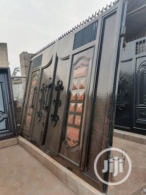 A Giant and Standard 12ft by 8ft Gate for Sale.   Doors for sale in Lagos State, Surulere
