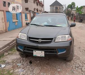 Acura MDX 2004 Sport Utility Black   Cars for sale in Lagos State, Isolo