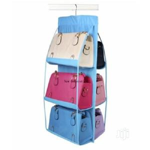 Bag Rack - 6 Pockets Bag Rack - 6 Pockets. Bag Rack - 6 Pock   Home Accessories for sale in Lagos State, Ogba