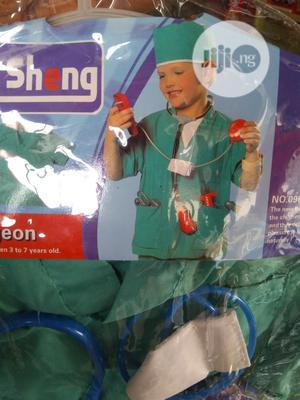 Surgeon Costume Outfit   Toys for sale in Abuja (FCT) State, Gwarinpa