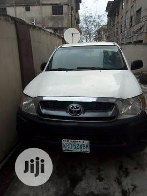Toyota Hilux 2008 White   Cars for sale in Lagos State, Ikeja