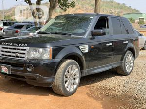 Land Rover Range Rover Sport 2009 Black | Cars for sale in Abuja (FCT) State, Gwarinpa