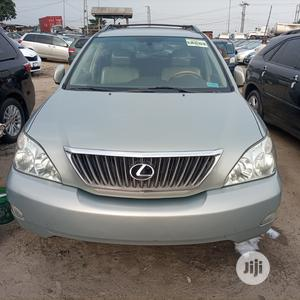 Lexus RX 2008 350 Blue | Cars for sale in Lagos State, Apapa