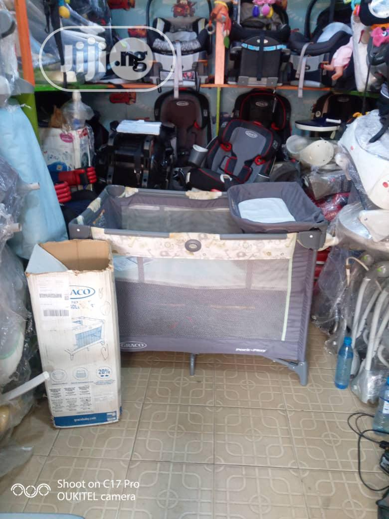 Tokunbo Uk Used Graco Baby Bed