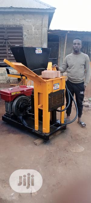 Hydraulic Bricks Machine Manual and Electric | Manufacturing Equipment for sale in Kaduna State, Kaduna / Kaduna State