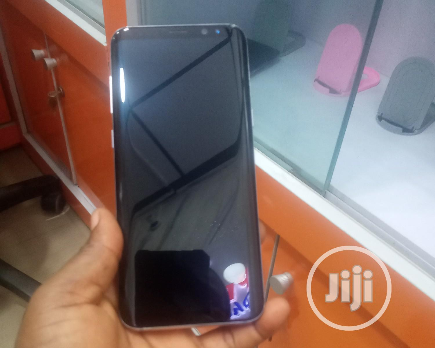 Samsung Galaxy S8 Plus 128 GB Black | Mobile Phones for sale in Ikeja, Lagos State, Nigeria