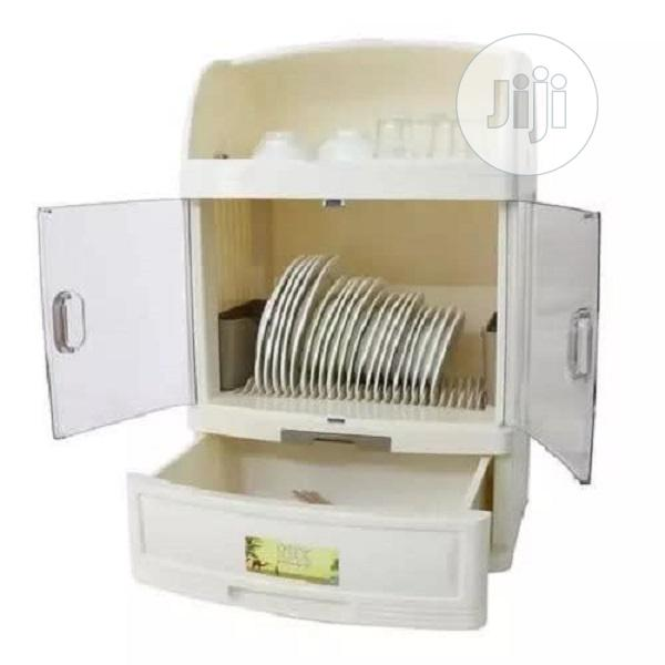 Plastic Dish Drainer With Cover