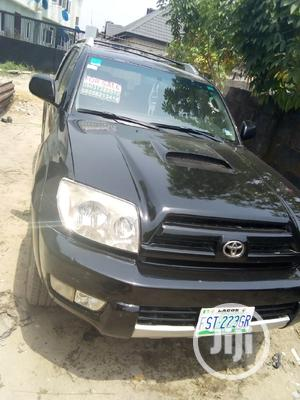 Toyota 4-Runner 2004 Black | Cars for sale in Lagos State, Ajah