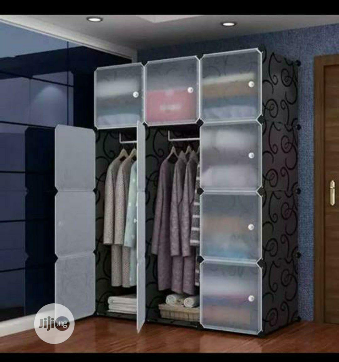 Archive: Plastic Big Wardrobe