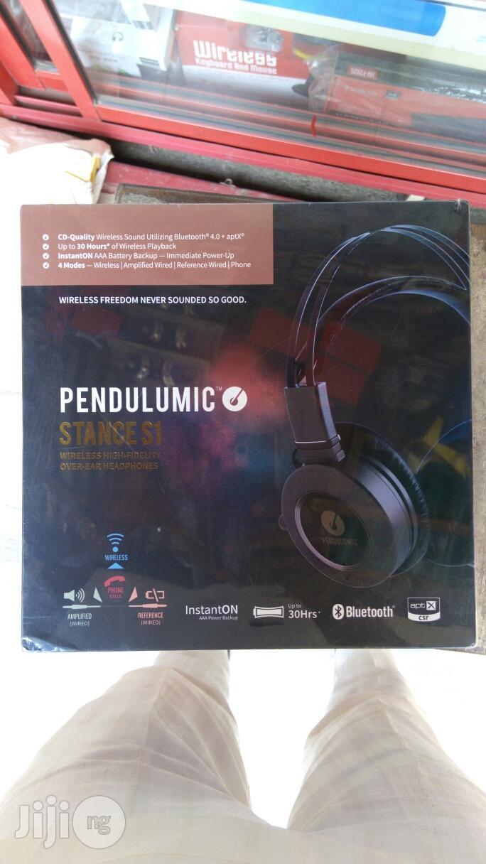 Pendulumic Stance S1