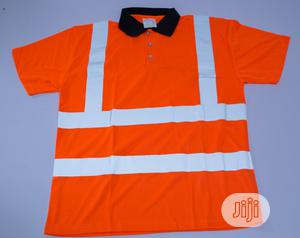 Anaps Safety Reflective Polo | Safetywear & Equipment for sale in Lagos State, Lagos Island (Eko)