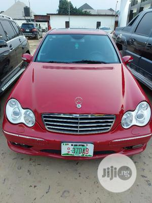 Mercedes-Benz C230 2005 Red | Cars for sale in Abia State, Umuahia