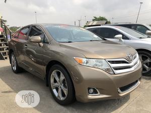 Toyota Venza 2010 V6 Brown   Cars for sale in Lagos State, Apapa