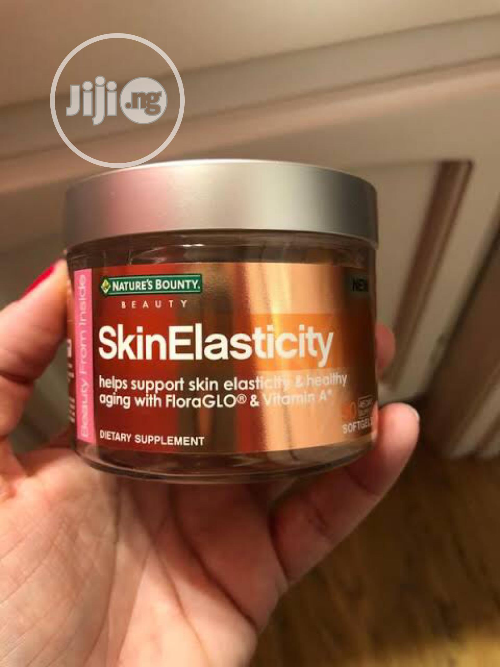 Nature's Bounty Skin Elasticity