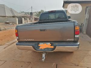 Toyota Tundra 2003 Automatic Gray | Cars for sale in Ondo State, Akure