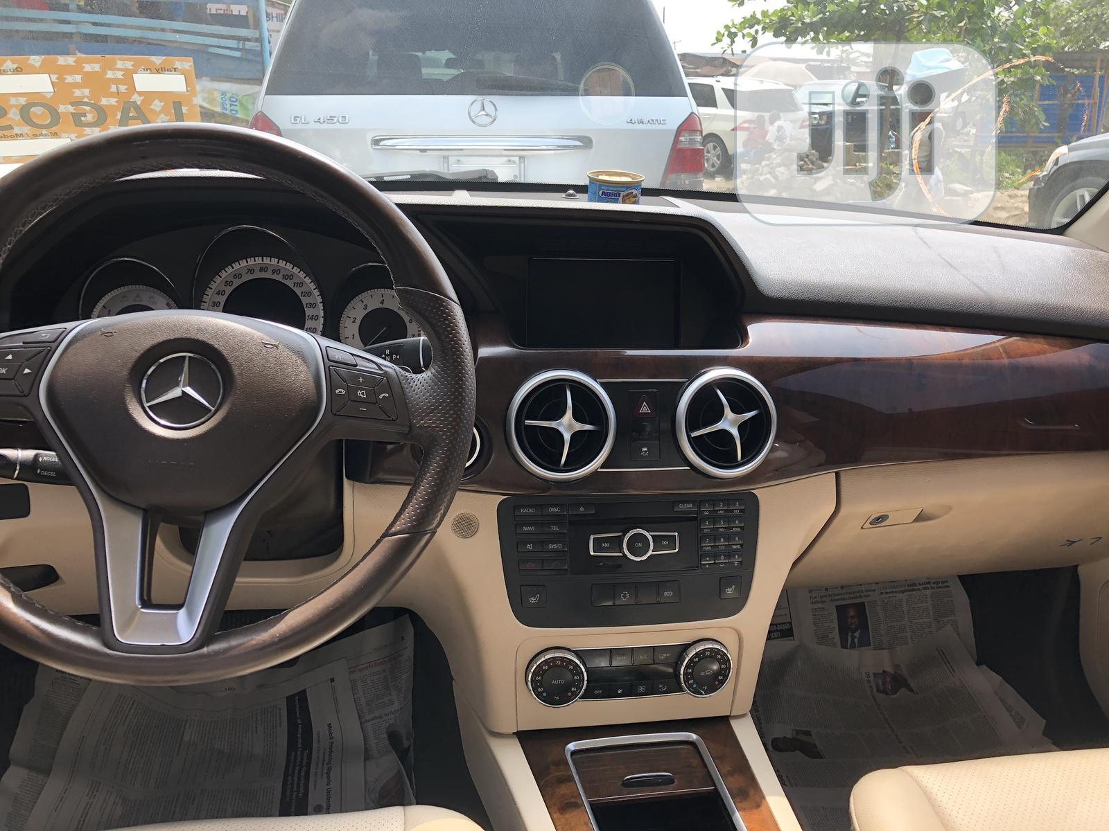 Mercedes-Benz GLK-Class 2015 White | Cars for sale in Apapa, Lagos State, Nigeria
