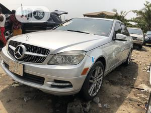 Mercedes-Benz C300 2010 Silver   Cars for sale in Lagos State, Apapa