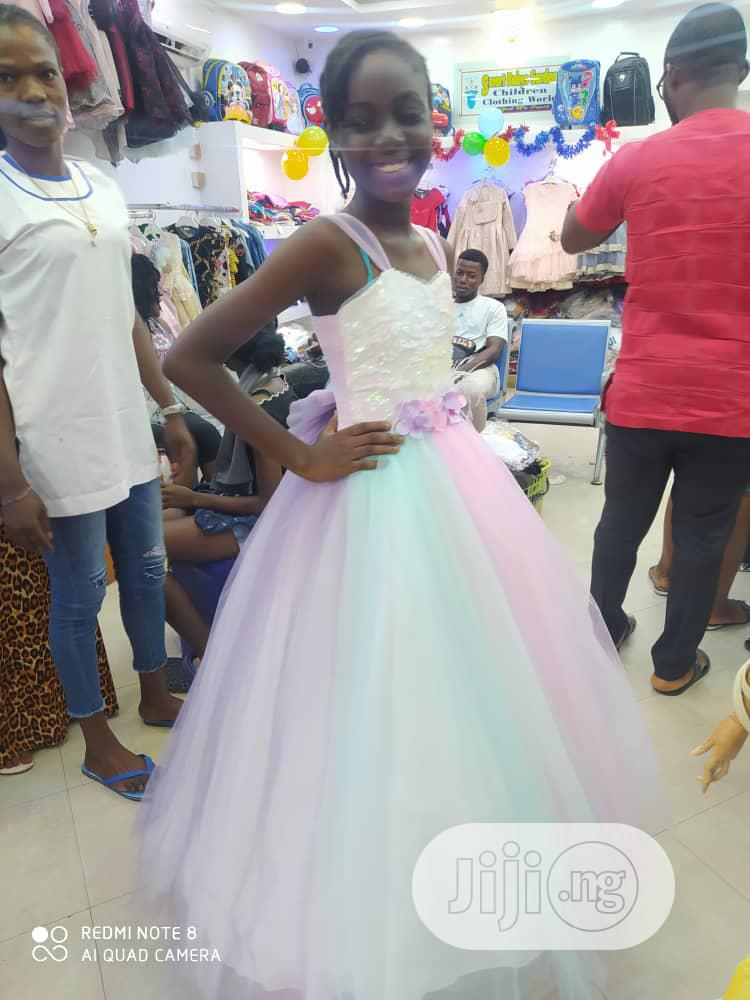 High Quality Children Ball Gown.100% Quality Assured.