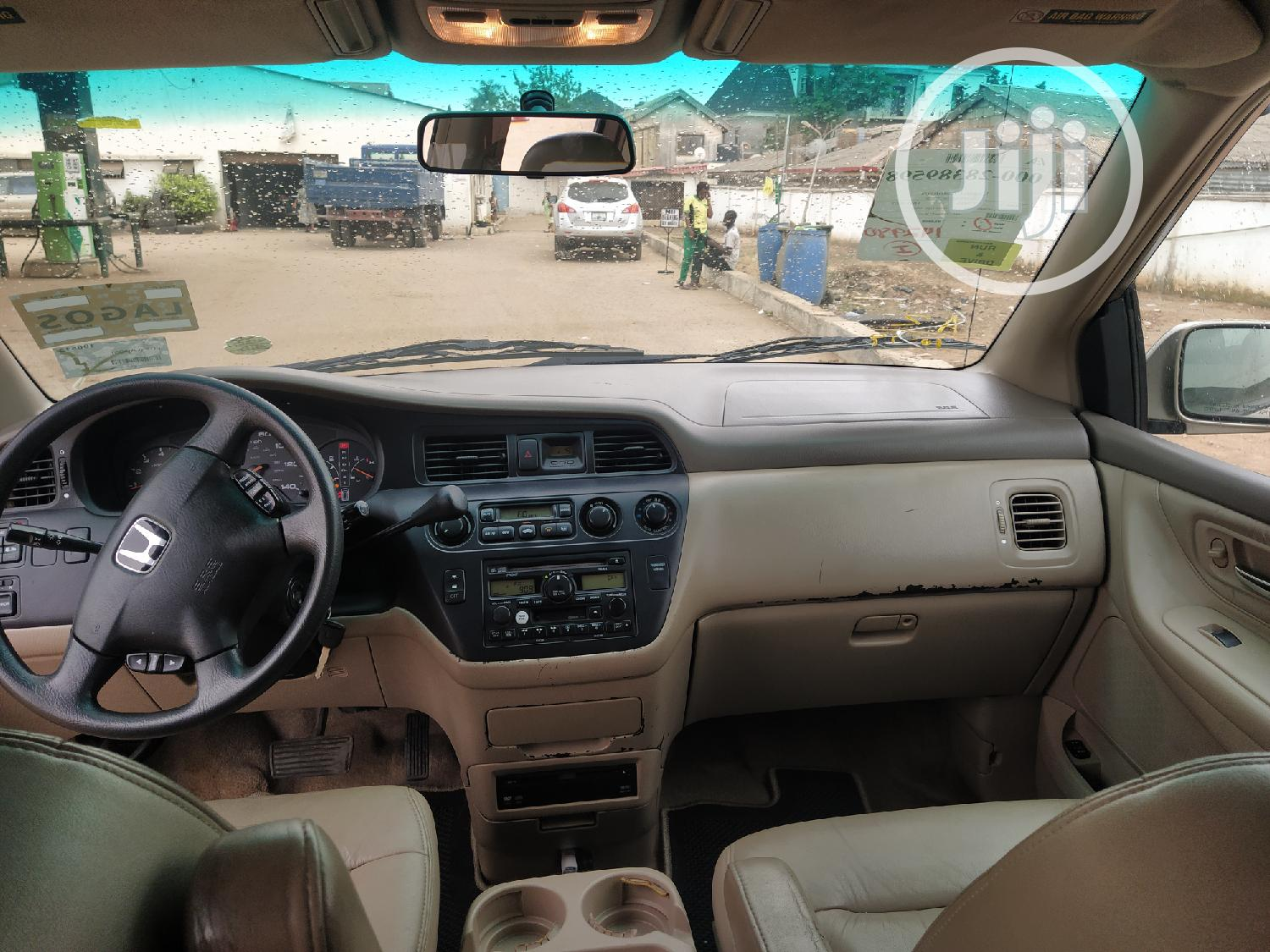Honda Odyssey 2005 EX Automatic Gold | Cars for sale in Alimosho, Lagos State, Nigeria