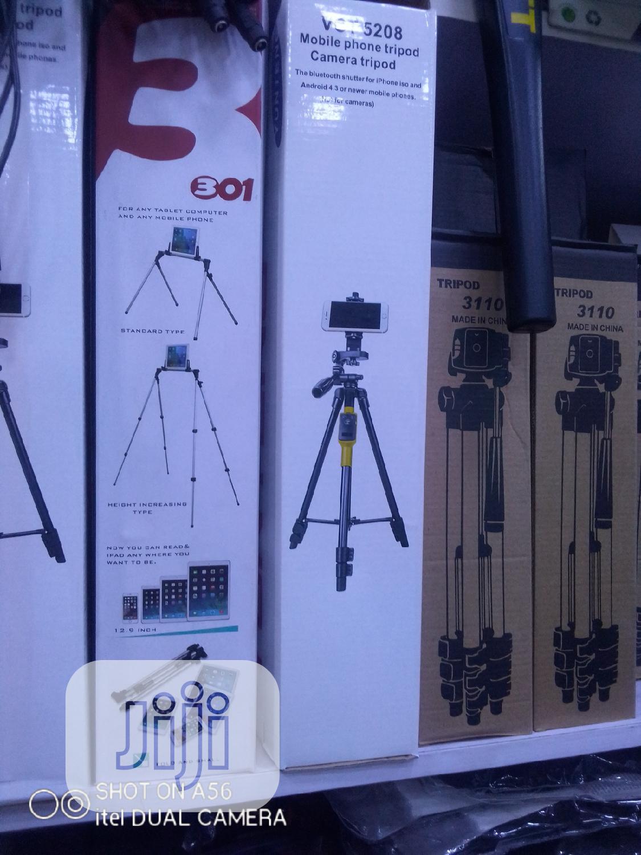 Archive: Vct 5208 Mobile Phone Tripod Camera