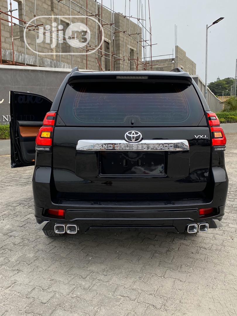 Toyota Land Cruiser Prado 2010 VX Black