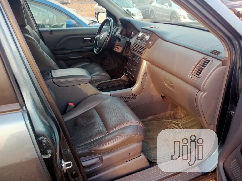 Honda Pilot 2005 EX 4x4 (3.5L 6cyl 5A) Green | Cars for sale in Gudu, Abuja (FCT) State, Nigeria