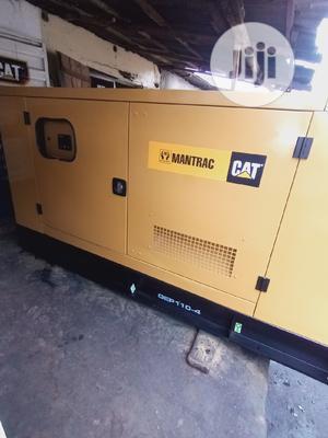 110kva Mantrac Caterpillar Generator Perkins   Electrical Equipment for sale in Lagos State, Ikeja