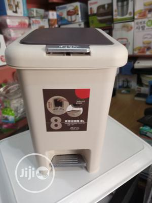 Plastic Pedal Waste Bin | Home Accessories for sale in Lagos State, Surulere