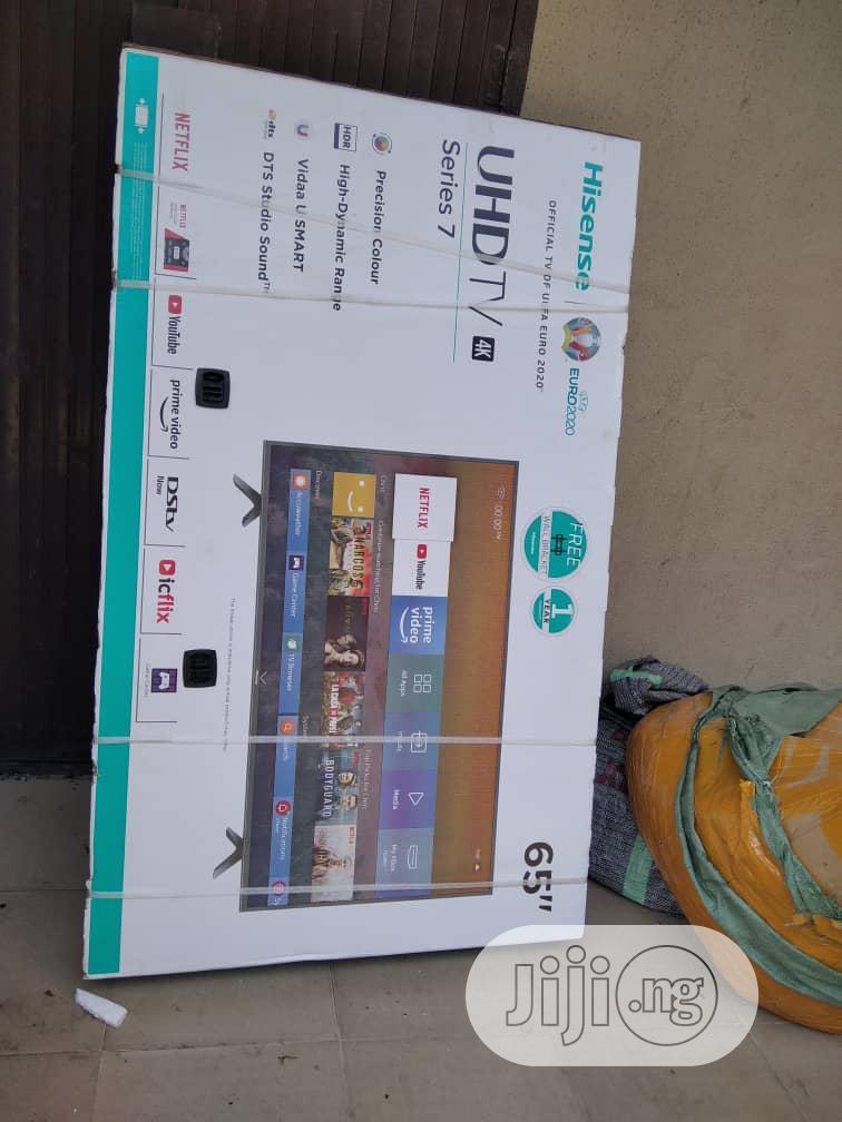 Brand New Hisense 65inche Smart TV With HDMI AV USB Netflix