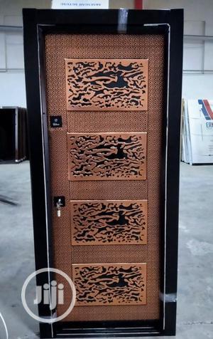 3ft Turkey Luxury Copper Door   Doors for sale in Lagos State, Orile