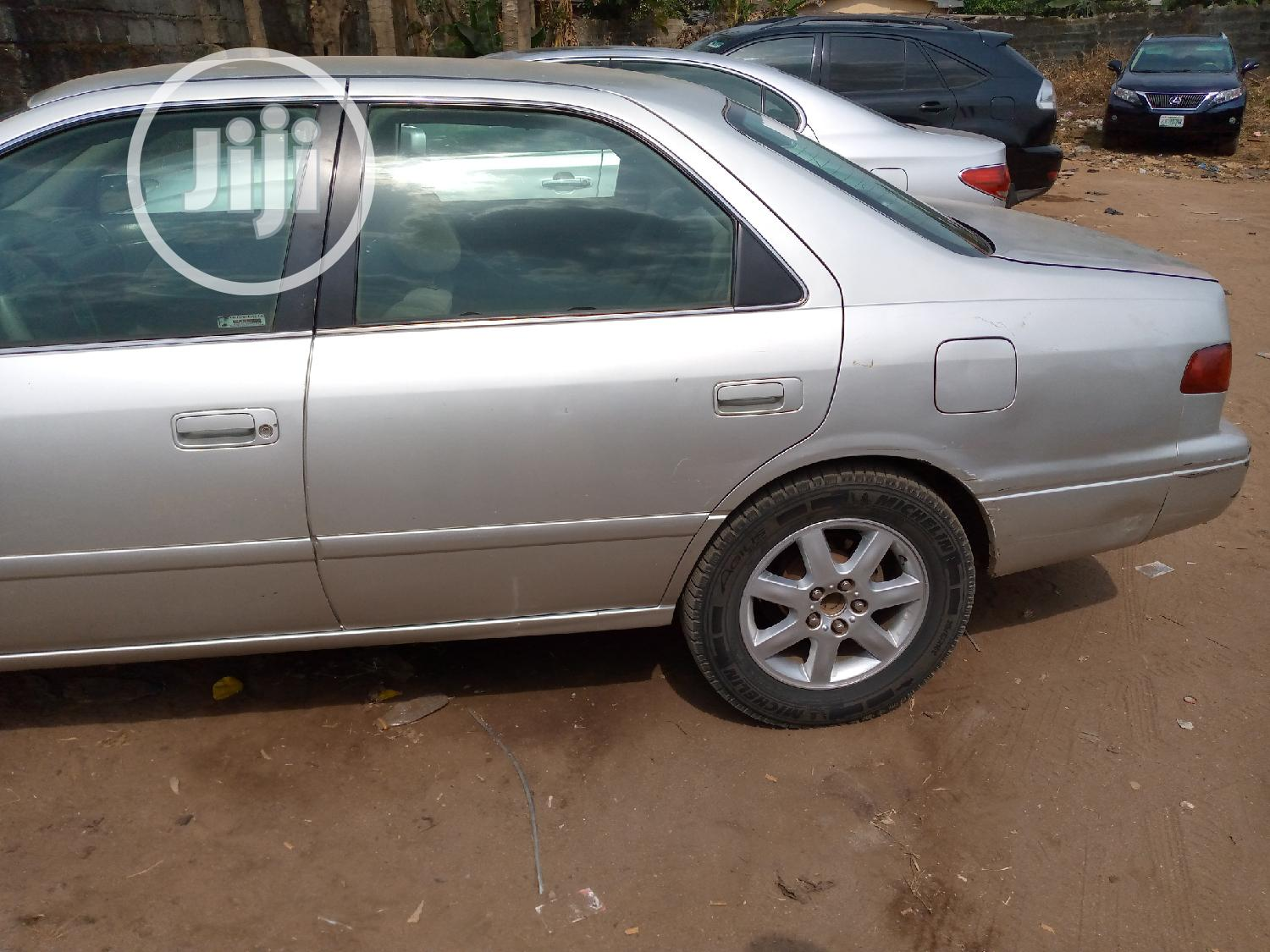 Toyota Camry 2002 Silver | Cars for sale in Owerri, Imo State, Nigeria