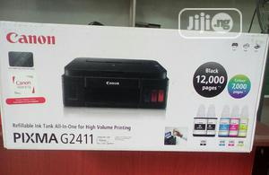 Canon Pixma G2411 Multifunctional Printer   Printers & Scanners for sale in Lagos State, Ikeja