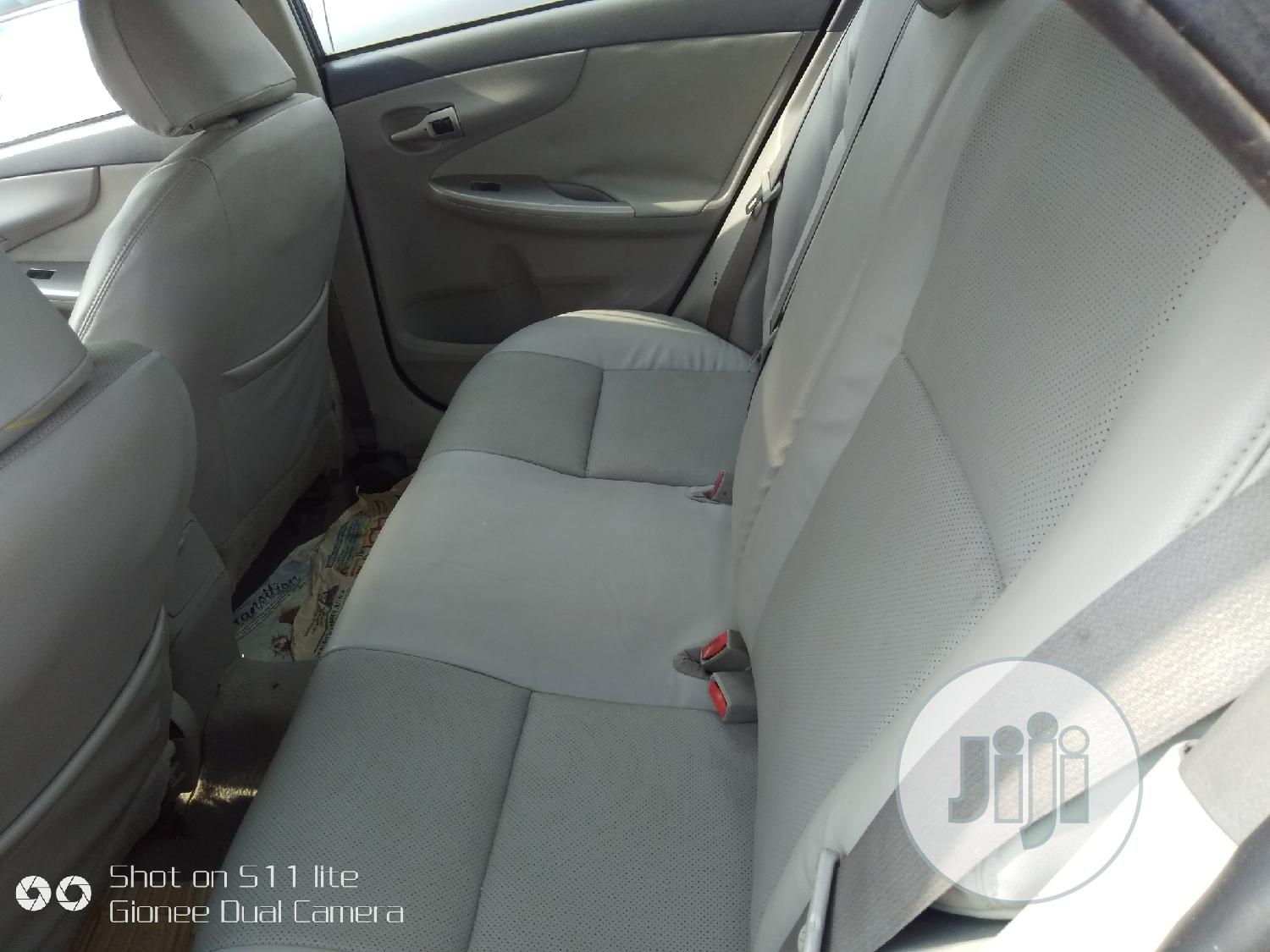 Toyota Corolla 2010 Blue | Cars for sale in Ojo, Lagos State, Nigeria