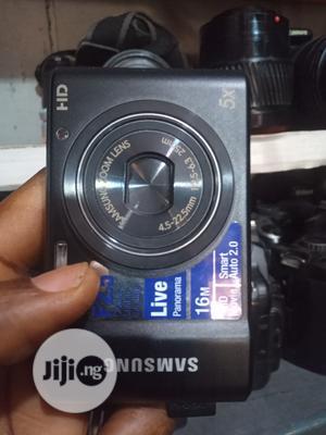 Samsung Digital Camera Smart Auto 2.0 | Photo & Video Cameras for sale in Lagos State, Ikeja