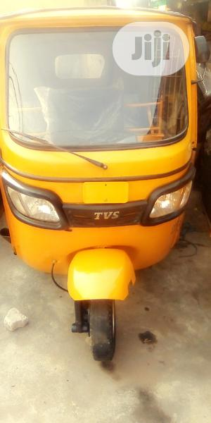 TVS Apache 180 RTR 2020 White | Motorcycles & Scooters for sale in Lagos State, Shomolu