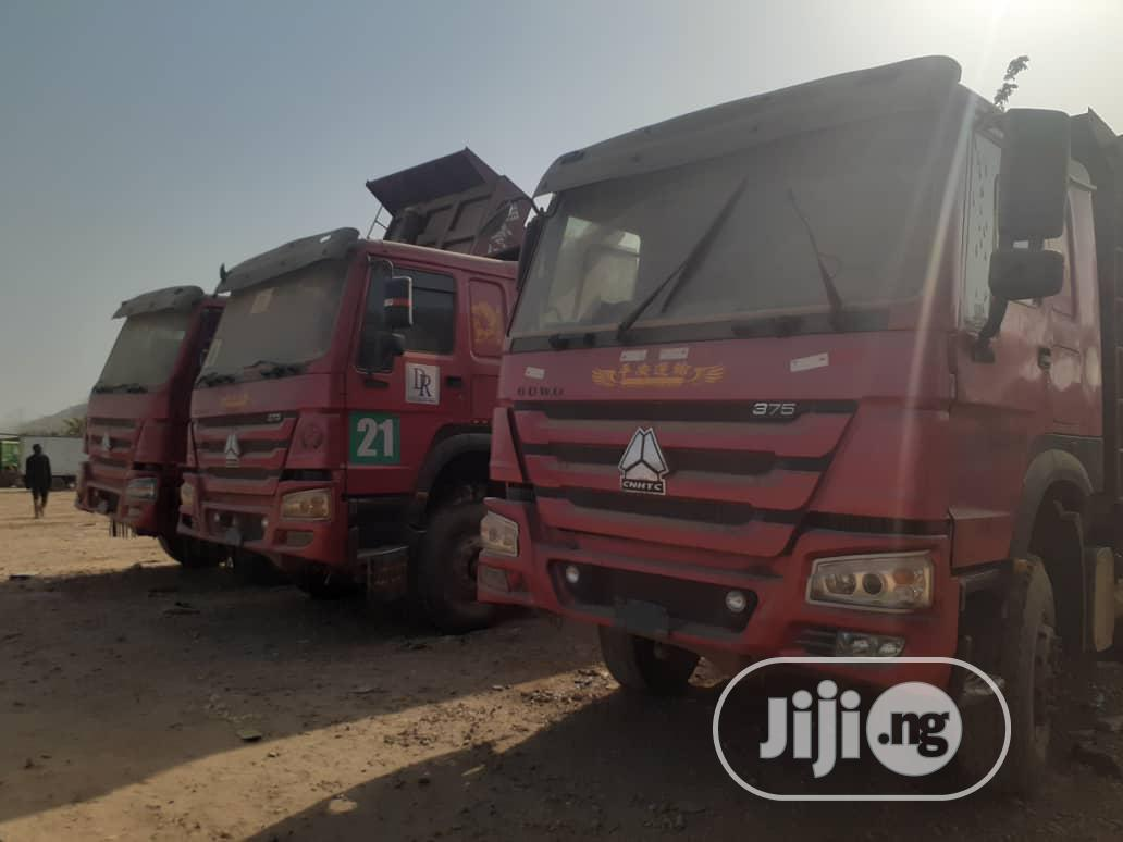 Archive: Company Used Howo Truck 2008