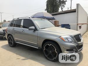 Mercedes-Benz GLK-Class 2013 350 4MATIC Gray | Cars for sale in Lagos State, Apapa