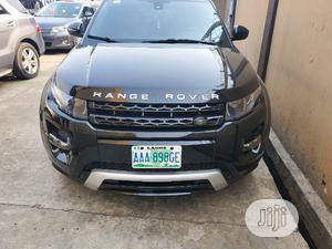 Land Rover Range Rover Evoque 2012 Black | Cars for sale in Lagos State, Amuwo-Odofin