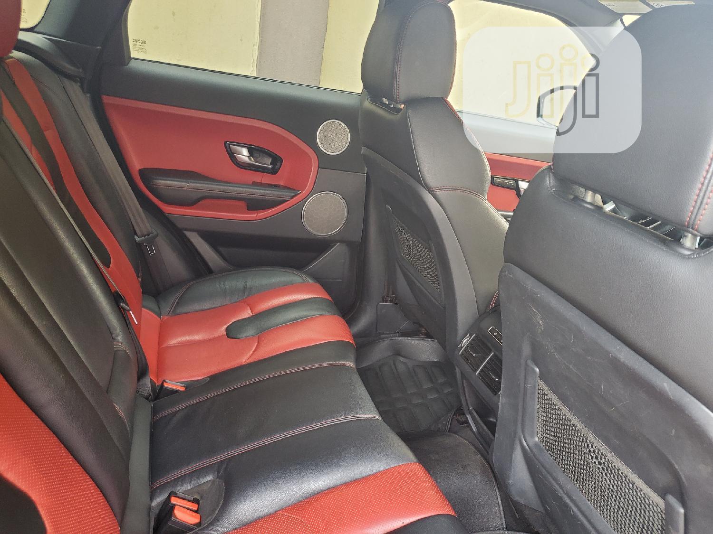 Land Rover Range Rover Evoque 2012 Black | Cars for sale in Amuwo-Odofin, Lagos State, Nigeria
