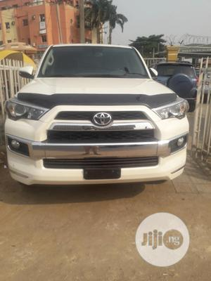 Toyota 4-Runner 2015 White   Cars for sale in Lagos State, Ikeja