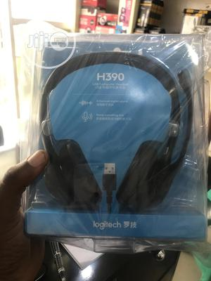 Logitech Headphone H390   Headphones for sale in Lagos State, Ikeja