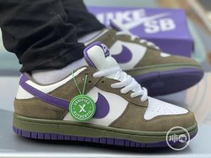 Nike SB Dunk Low Pro Purple Pigeon   Shoes for sale in Lagos State, Lagos Island (Eko)