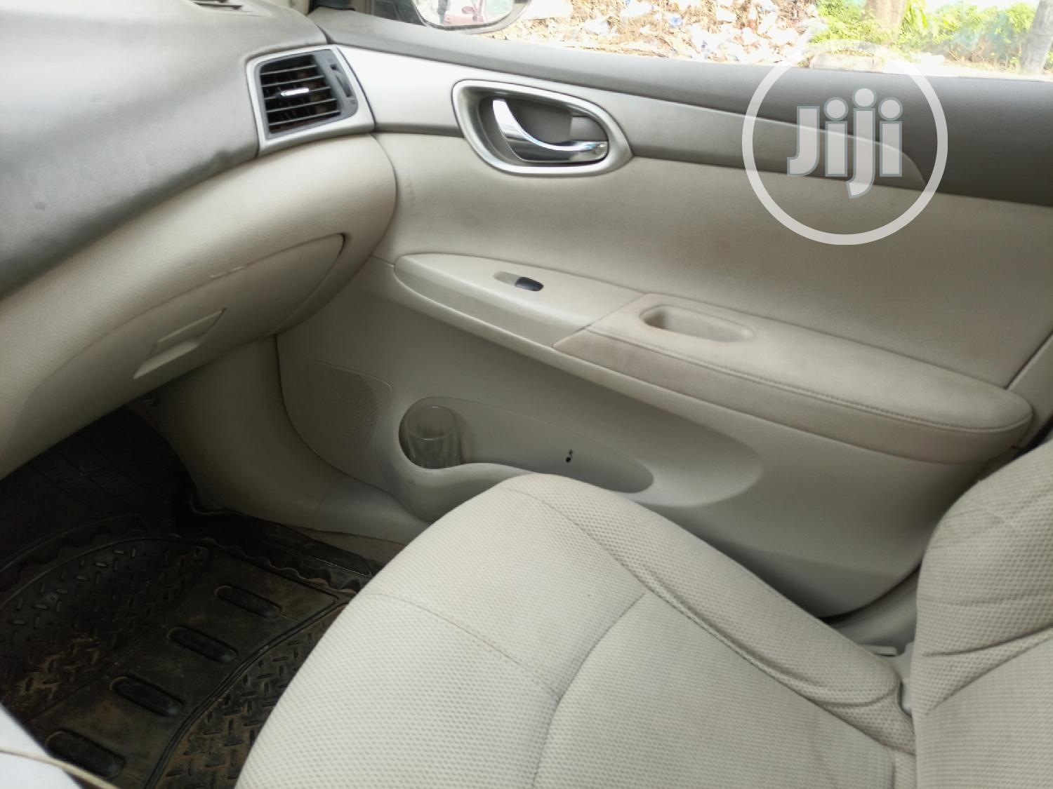 Archive: Nissan Sentra 2013 S Gray