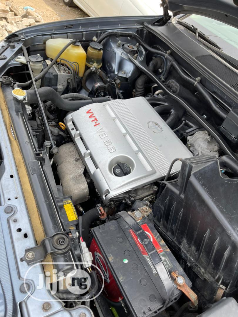 Archive: Toyota Highlander 2005 Limited V6 Blue