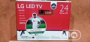 24 Inches Full HD LG LED Tv | TV & DVD Equipment for sale in Rivers State, Obio-Akpor
