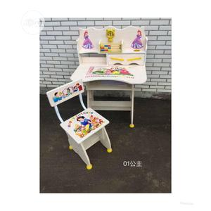 Children Study Table and Chair   Children's Furniture for sale in Lagos State, Ojodu