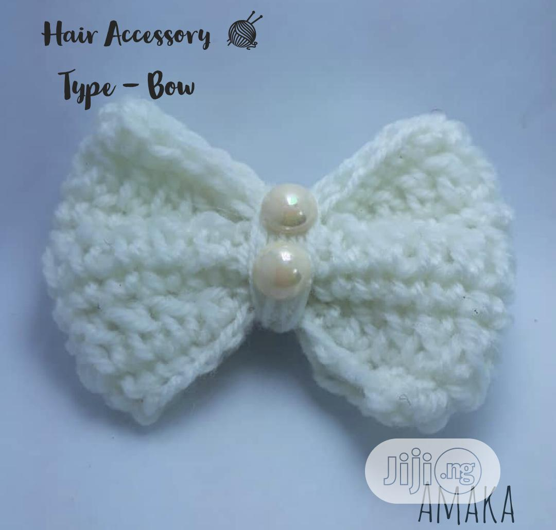 Bow Type Hair Accessories. | Clothing Accessories for sale in Kaura, Abuja (FCT) State, Nigeria